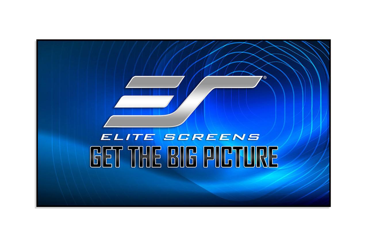 Elite Screens Aeon CLR 2 Edge Free 8K/4K 16:9 Fixed Frame Projection Screen