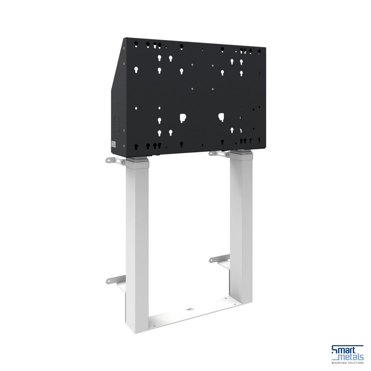 "SmartMetals Floor Mounted XXL Display Motorised Wall Lift (Max 86"" / 120kg)"