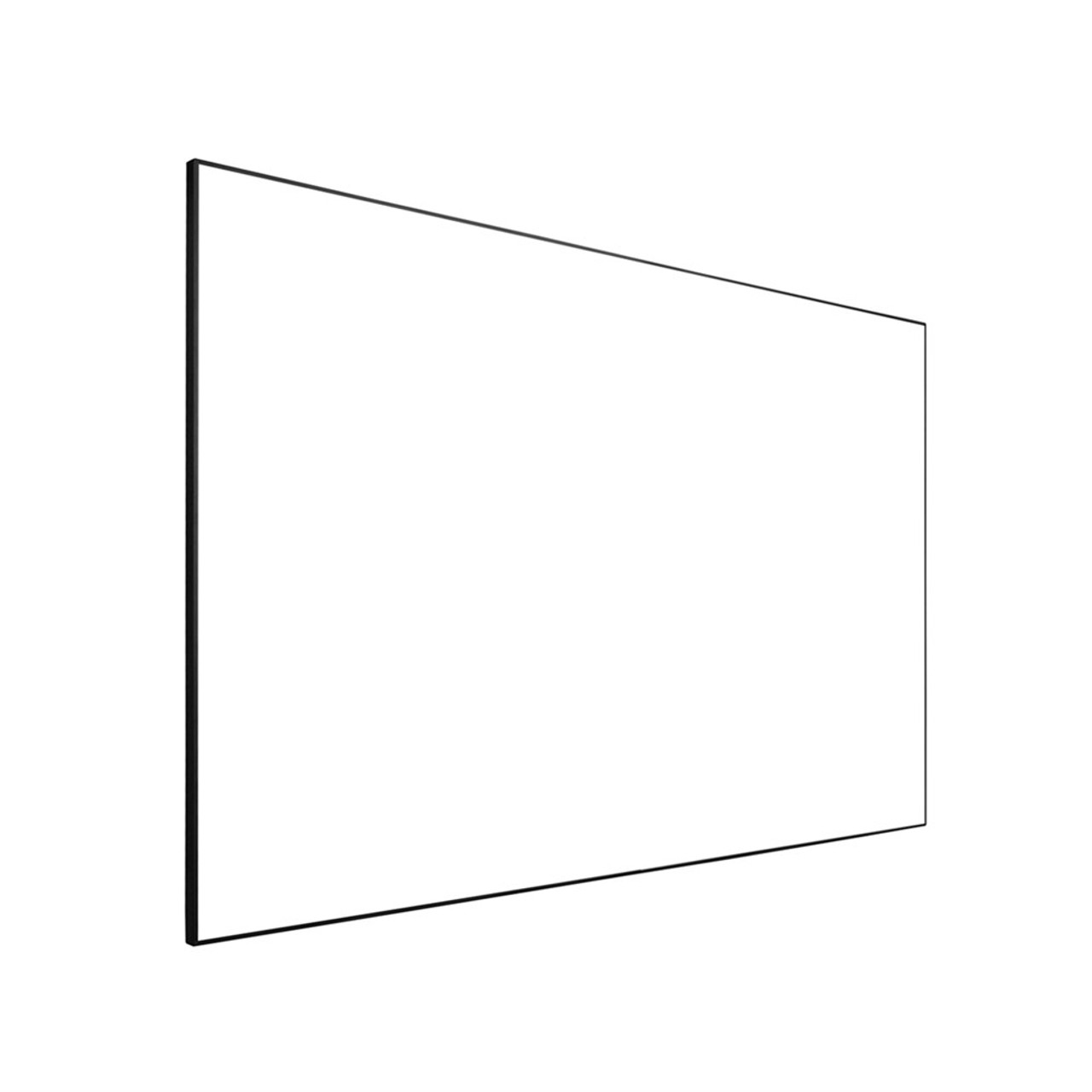 """Grandview Edge Acoustically Transparent 12mm Bezel Fixed Frame Projection Screens (120""""-150"""")"""