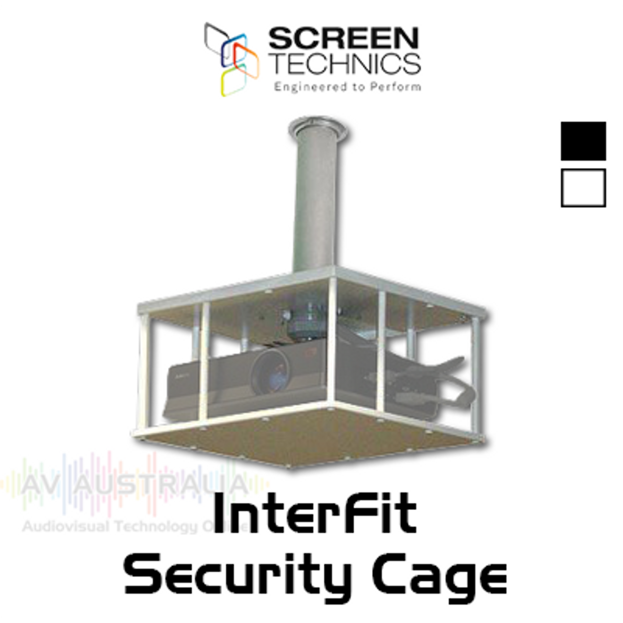 ST Interfit Projector Security Cage