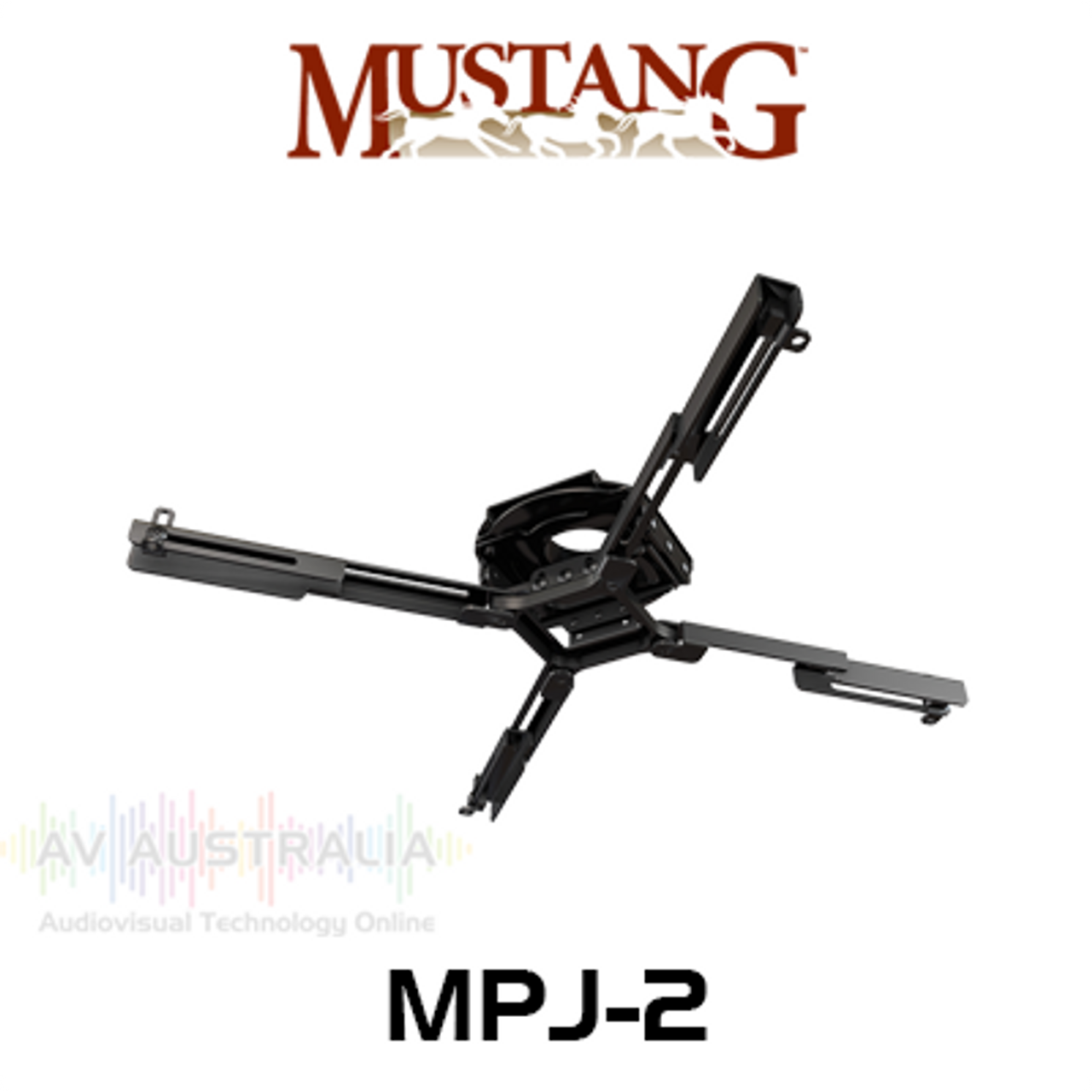 Mustang Pro MPJ-2 Heavy Duty Universal Projector Mount (up to 32kg)