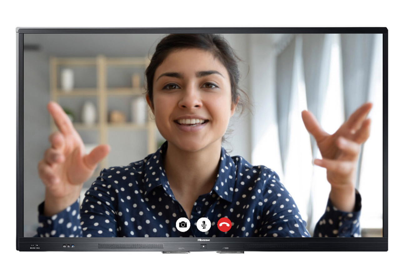 "Hisense WR Series 4K 20 Points Advanced Interactive Touch Displays (65"" & 86"")"