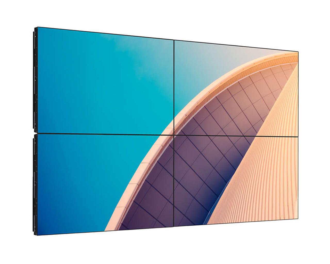 "Philips X-Line Full HD 500 Nits 3.5mm Bezel-to-Bezel Video Wall (49"", 55"")"