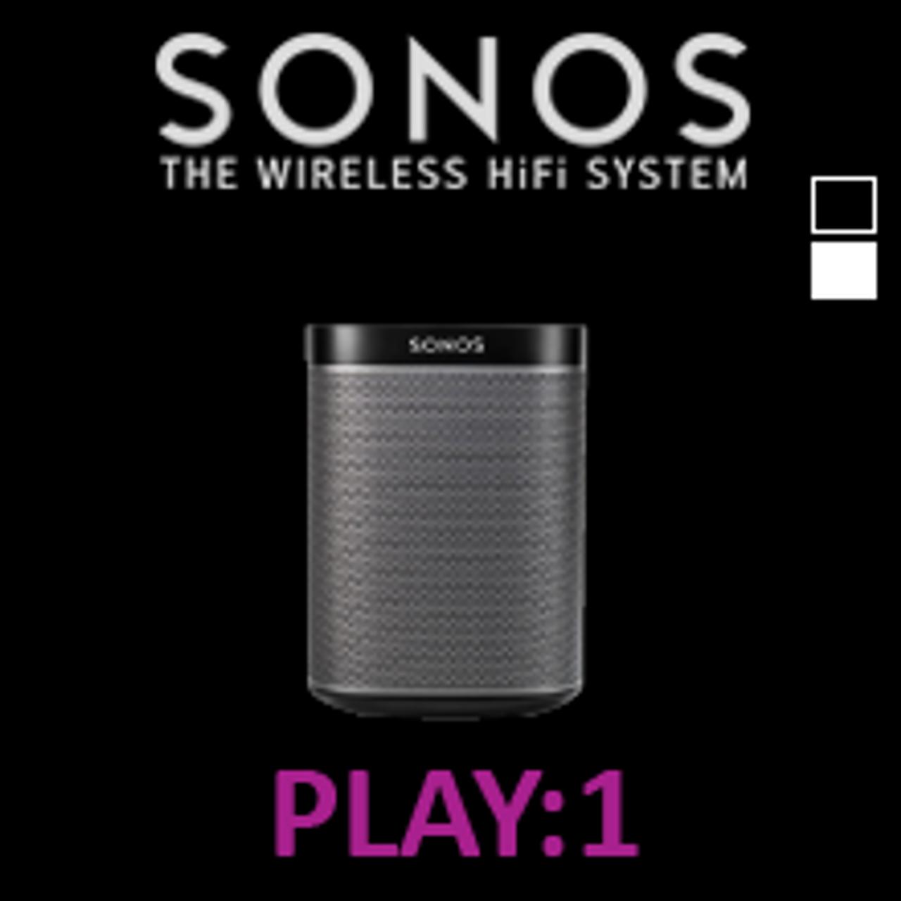 Sonos Play:1 ZonePlayer - AV Australia Online