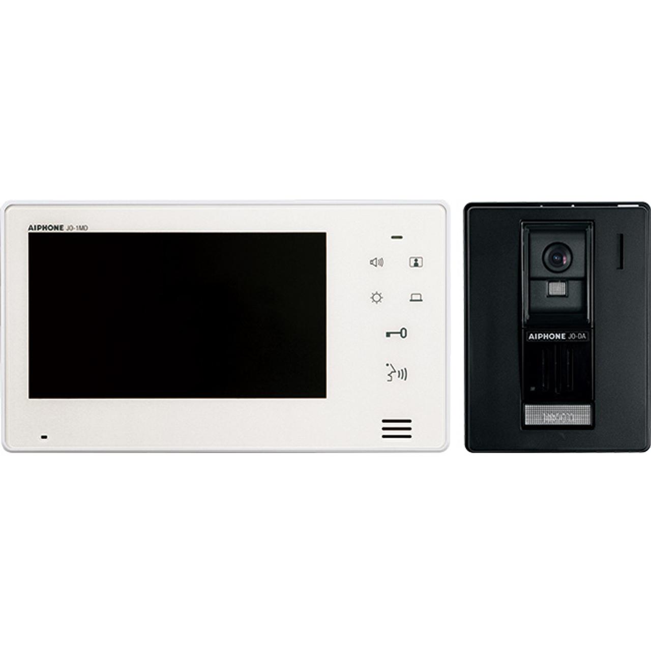 Aiphone Jo 1md Front Door Video Intercom Kit Av