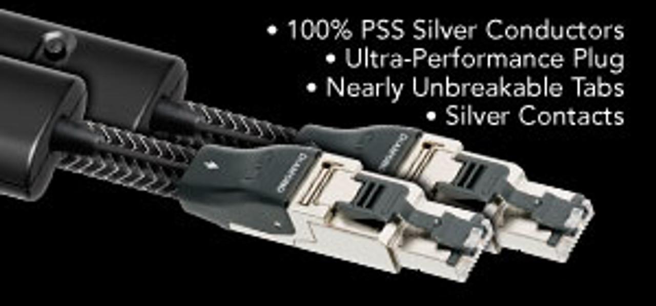 AudioQuest Diamond RJ/E Ethernet Cable - AV Australia Online