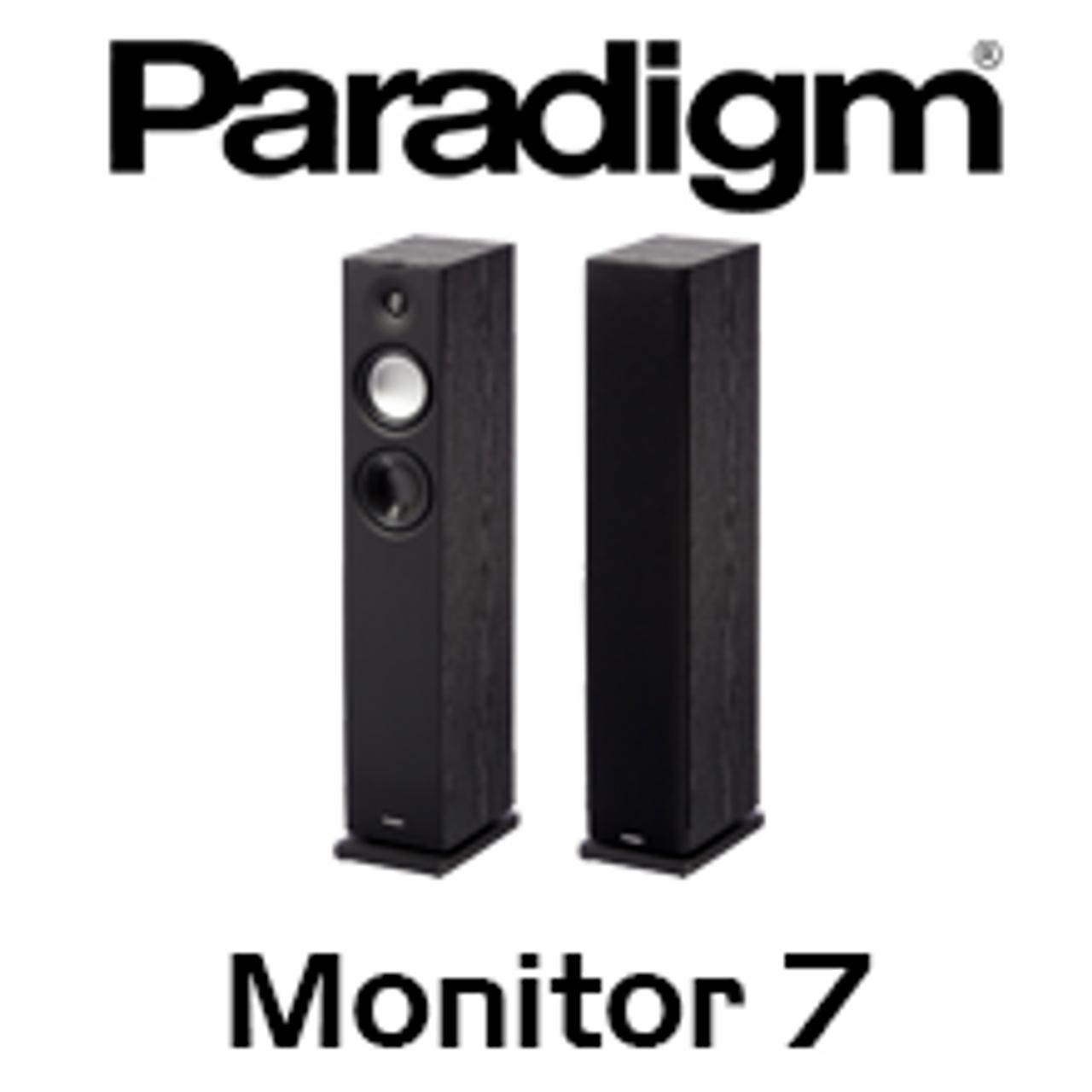 Paradigm Monitor 7 v7 5 5