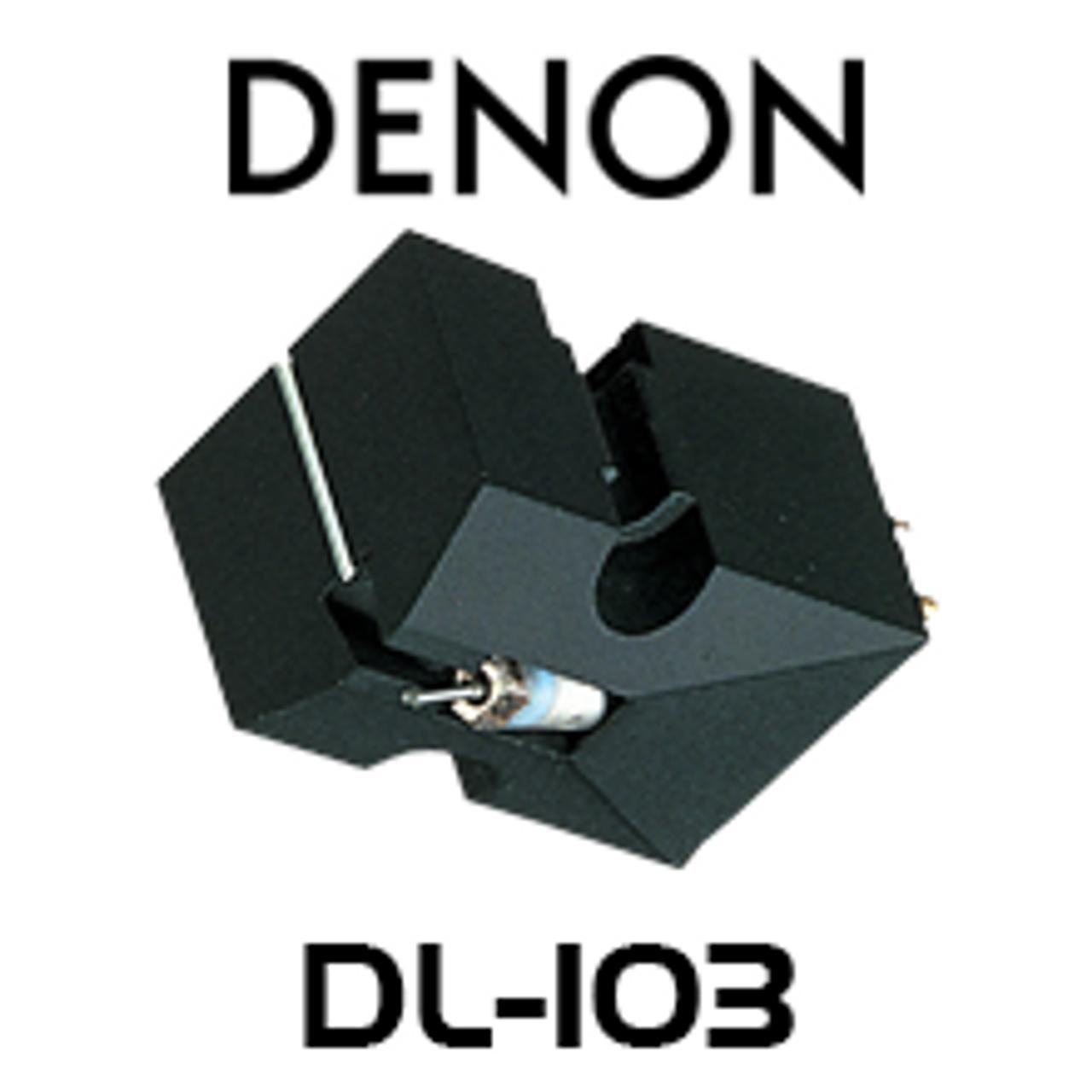 Denon DL103R Moving Coil Cartridge