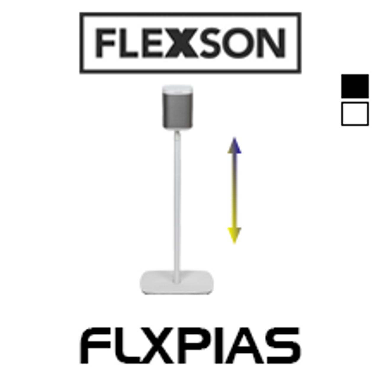 Flexson Sonos Play:1 Adjustable Floorstand Music Speaker System Brand New