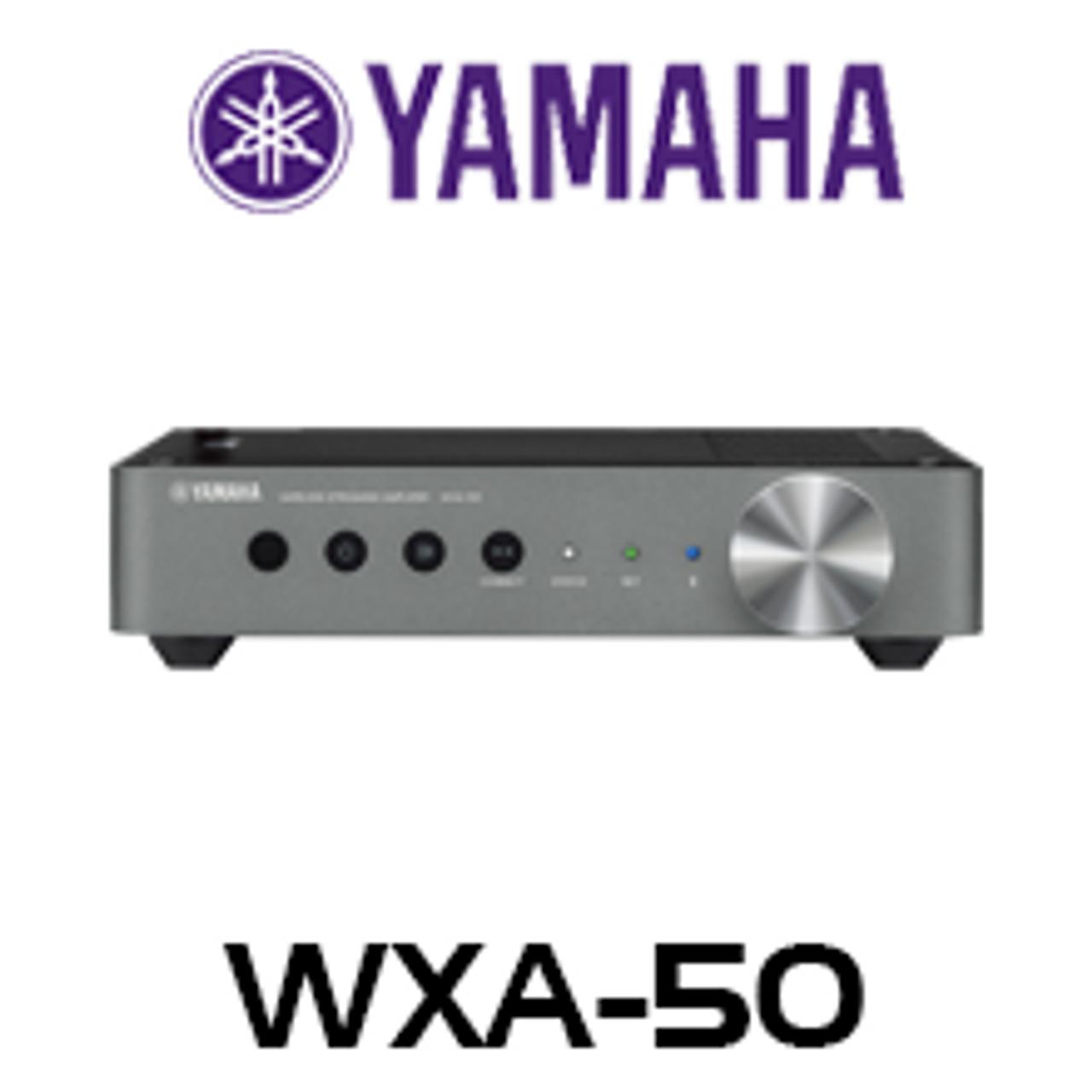 Yamaha Wxa 50 21 Ch Musiccast Wireless Streaming Amplifier
