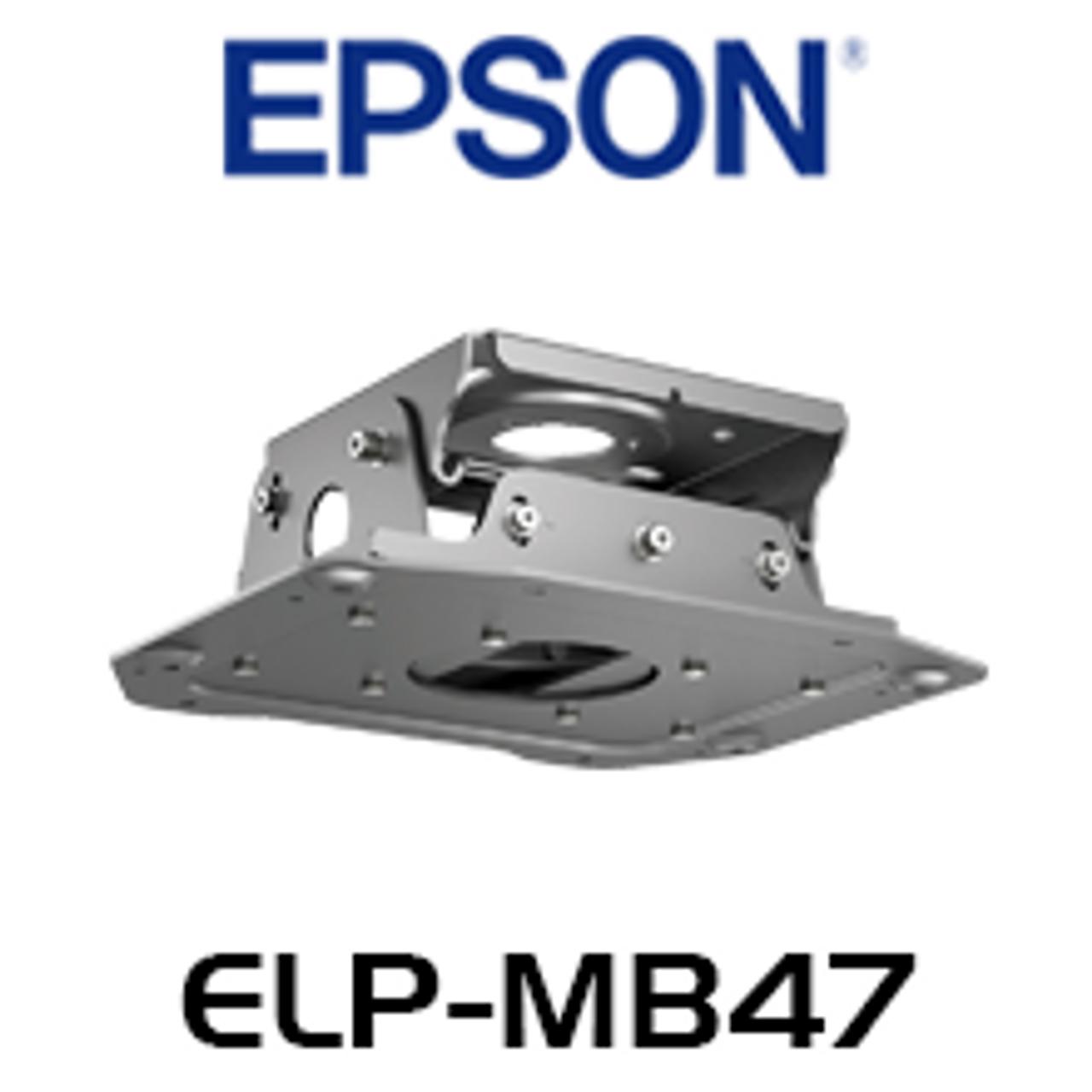 Epson ELPMB47 Low Profile Ceiling Mount For G7000 Series Projectors