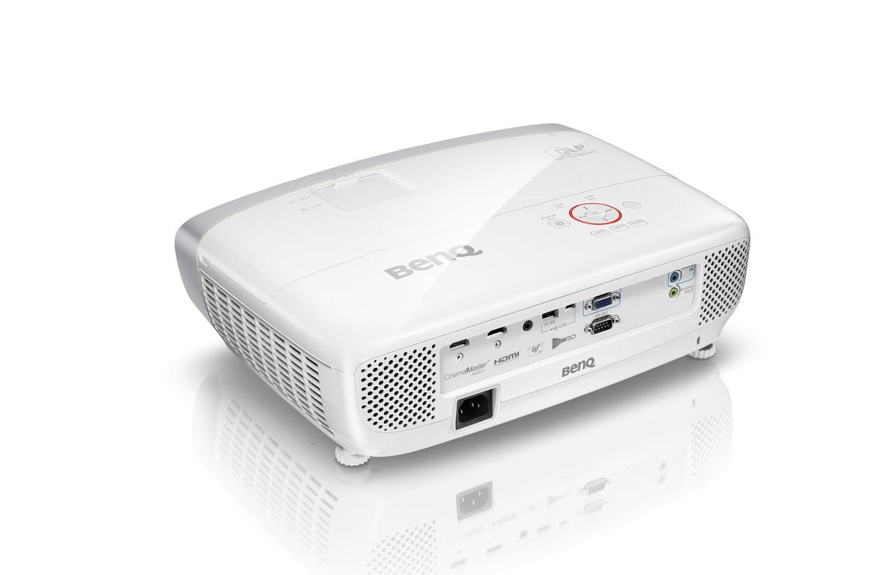 BenQ W1210ST Full HD 2200 Lumen Video Gaming DLP Home Projector