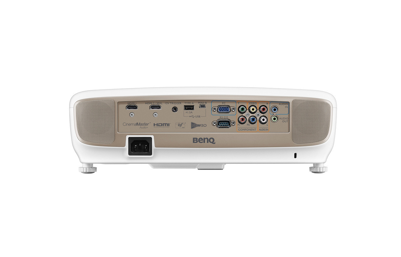 BenQ W2000 Full HD 2000 Lumen Rec.709 3D DLP Home Projector