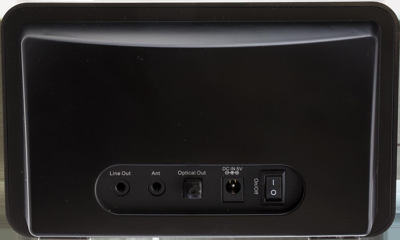 Wintal Dab17c Fm Dab Tuner Amp Internet Radio With Bluetooth
