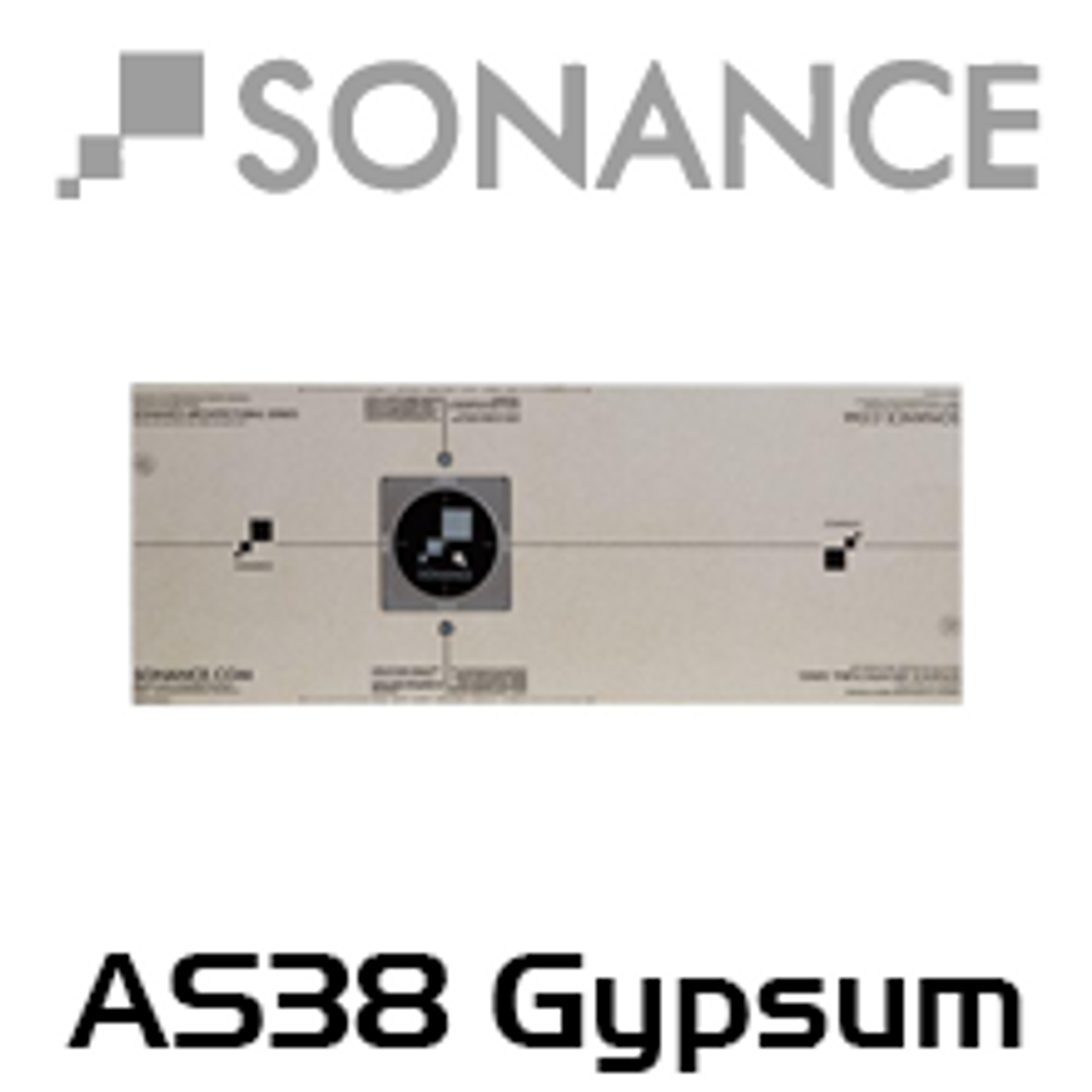 Sonance Architectural Discreet Gypsum Mounting Platform (Each)