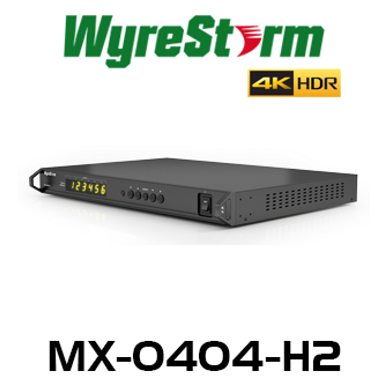 WyreStorm 4x4 / 6x6 4K Pure HDMI Matrix Switcher with HDCP 2 2 | AV