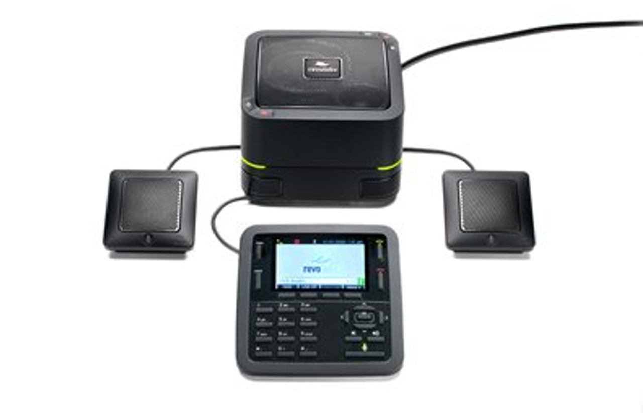 Revolabs FLX UC 1500 VOIP & USB Conference Phone With Extension Mics