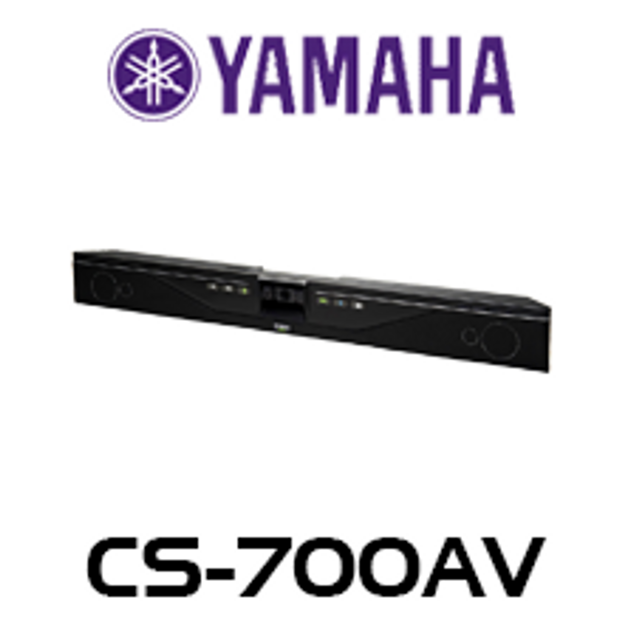 Yamaha Cs 700 Video Audio Collaboration System Av