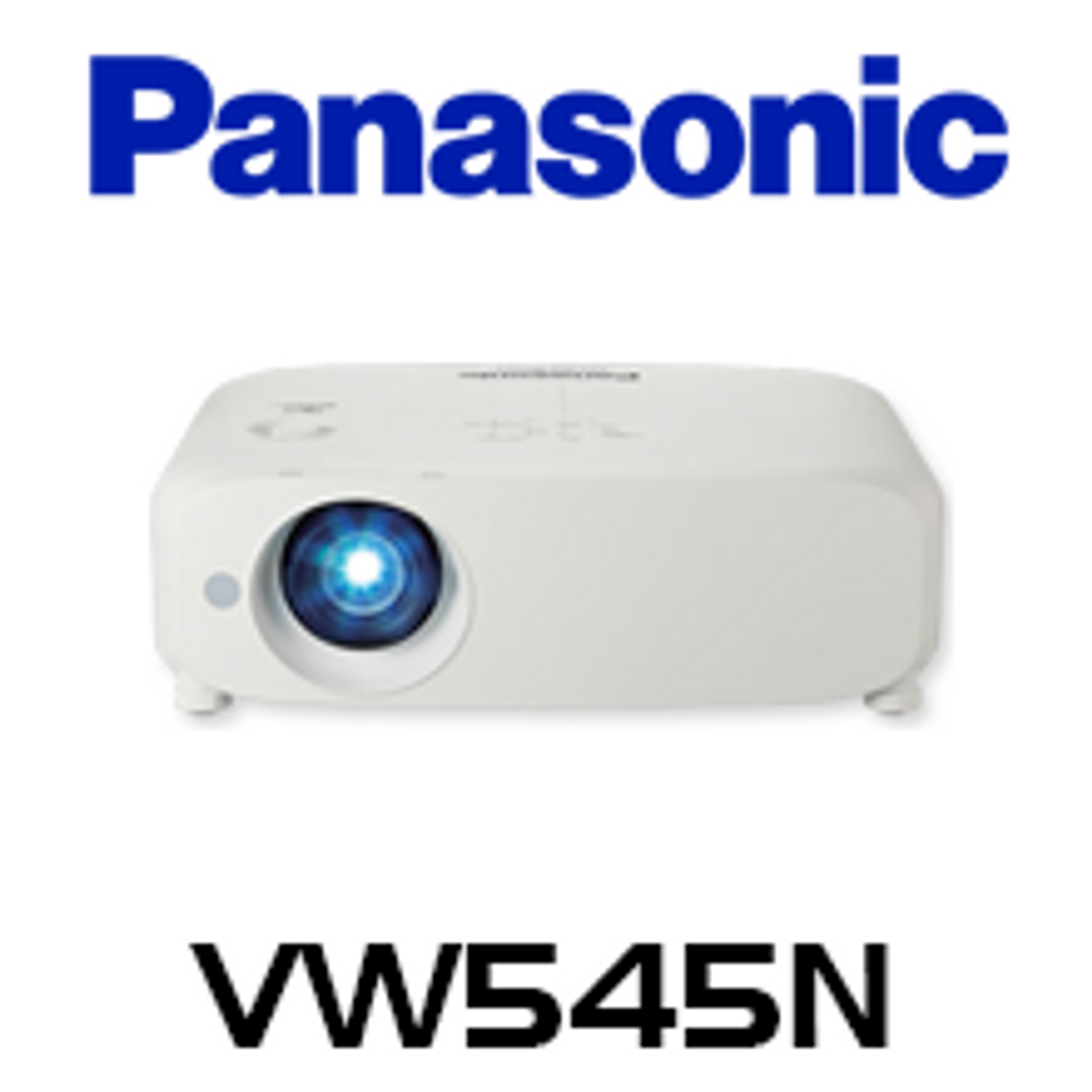 Panasonic PT-VW545N WXGA 5500 Lumens Digital Link Wireless Portable LCD  Projector 6ec4828a887f