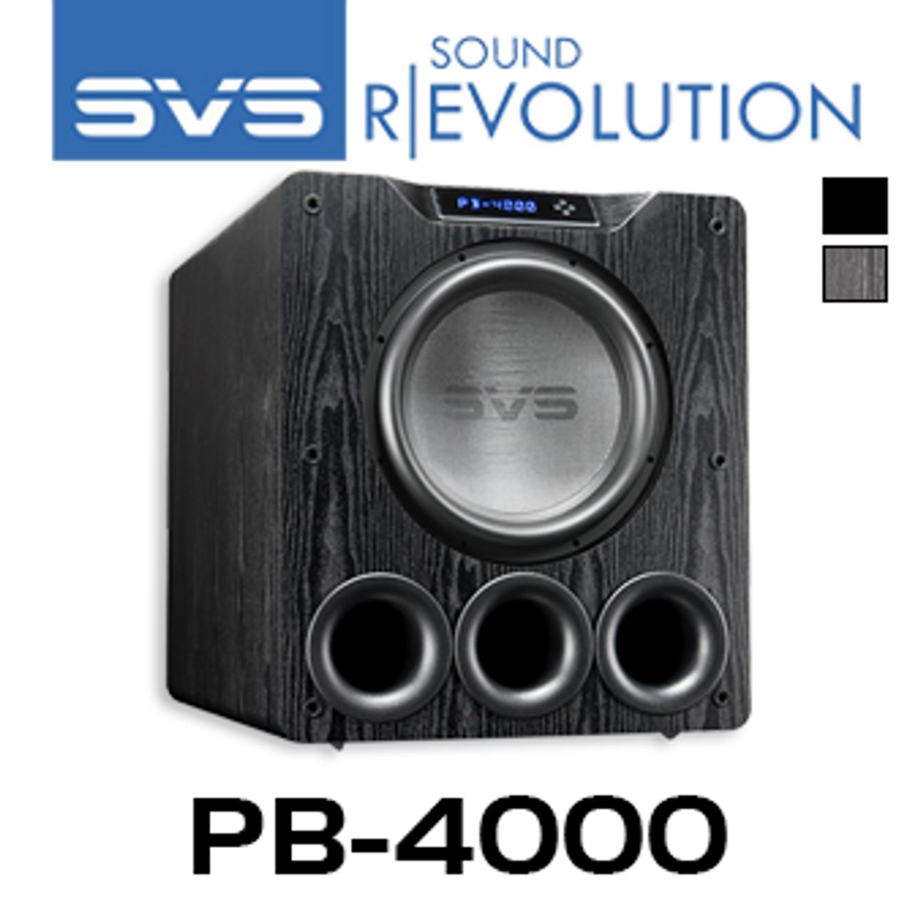 """SVS PB-4000 13.5"""" 1200W Ported Subwoofer"""