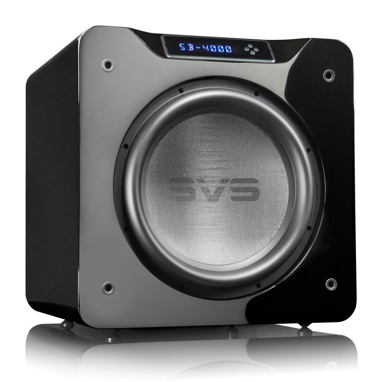 """SVS SB-4000 13.5"""" 1200W Sealed Subwoofer"""