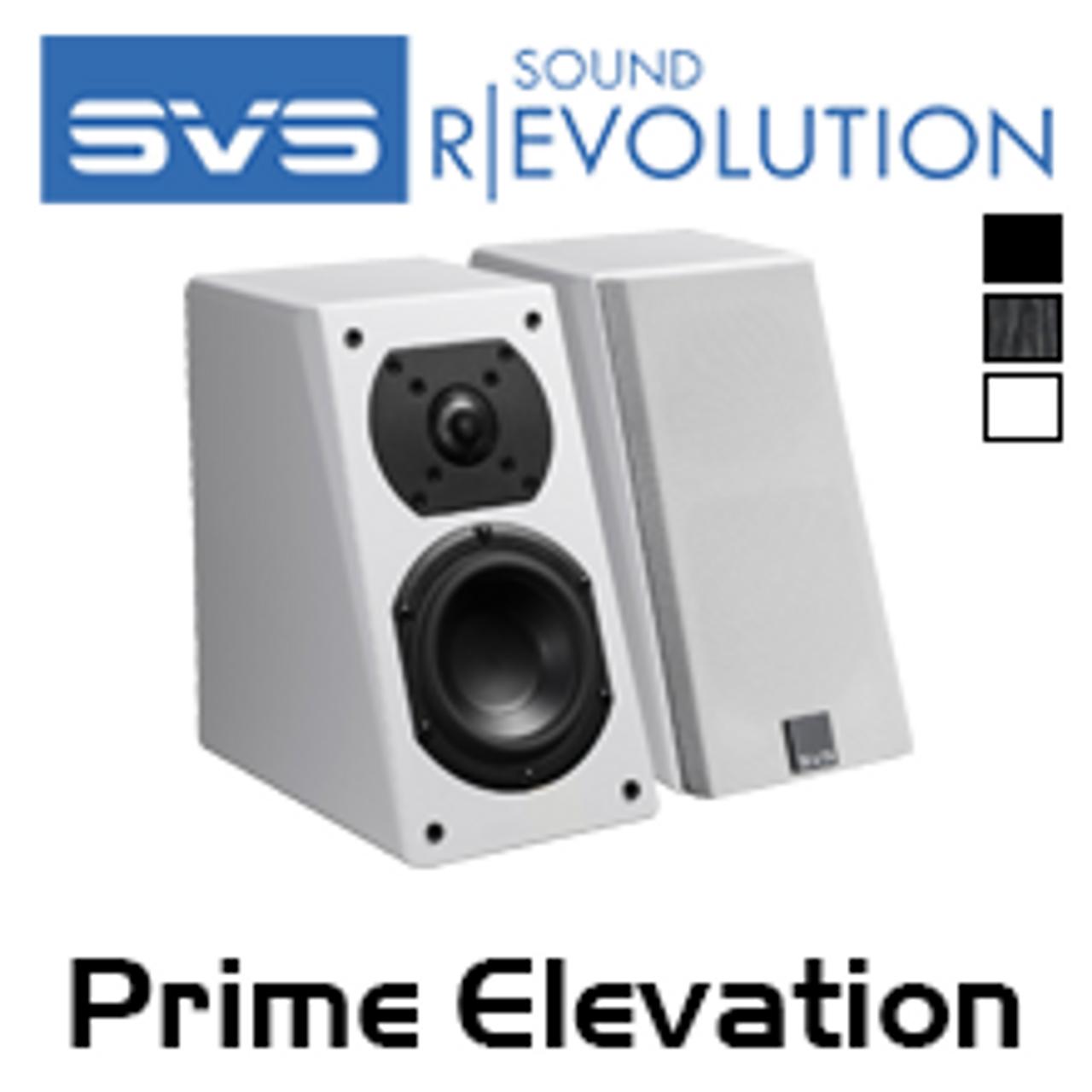 SVS Prime Elevation Multi Function Height Speakers Pair