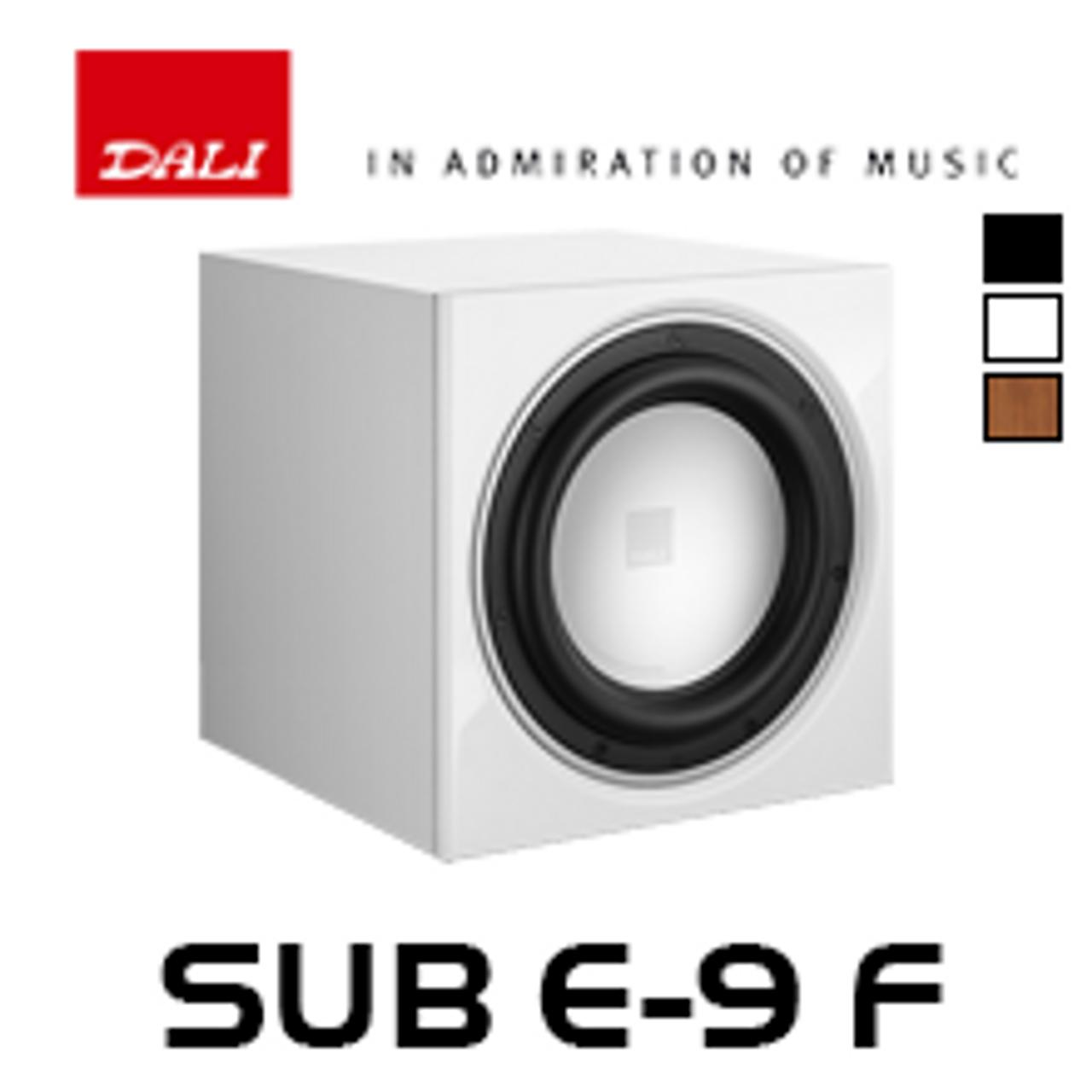 """Dali SUB E-9F 9"""" Subwoofer"""