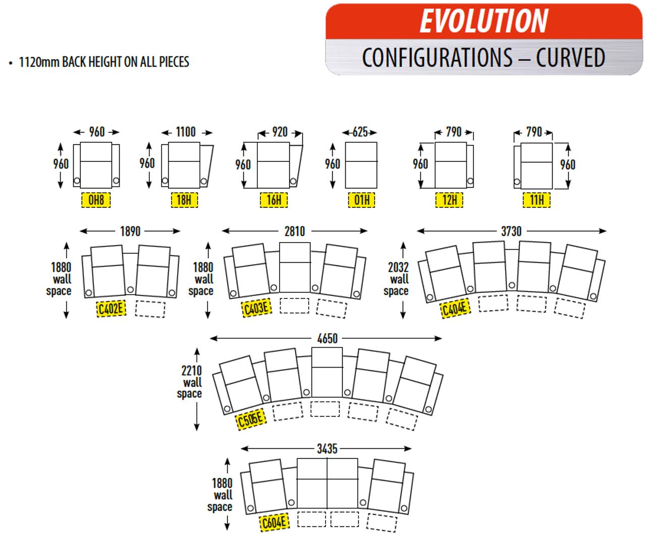 RowOne Evolution Premium Cinema Seating