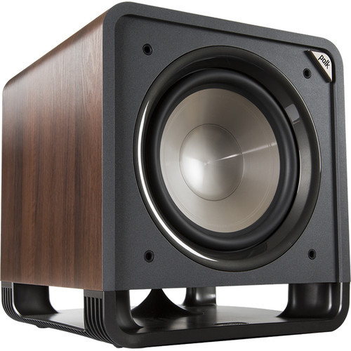 """Polk Audio HTS12 12"""" Active Subwoofer With Power Port Technology"""
