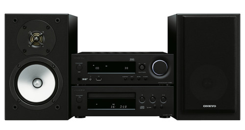 Onkyo CS-N1075 Compact Network CD System With DAB+ & Chromecast