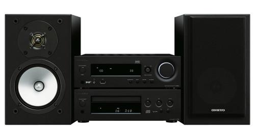 Onkyo CS-N1075 Compact Network CD System With DAB+ & Chromecast