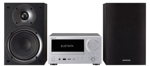 Onkyo CS-375D Micro CD System With DAB+ & Bluetooth