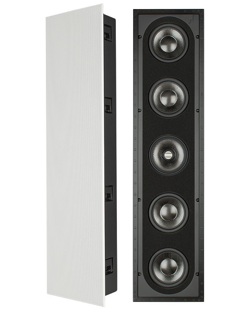 """Sonance Reference R2 Quad 5.25"""" In-Wall LCR Cinema Speaker (Each)"""