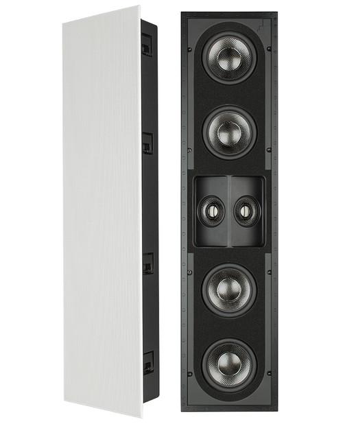 "Sonance Reference R2SUR Quad 5.25"" In-Wall Surround Cinema Speaker (Each)"