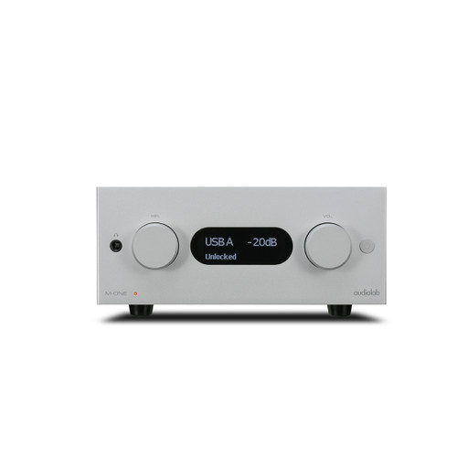 Audiolab M-One Integrated Amplifier With Bluetooth