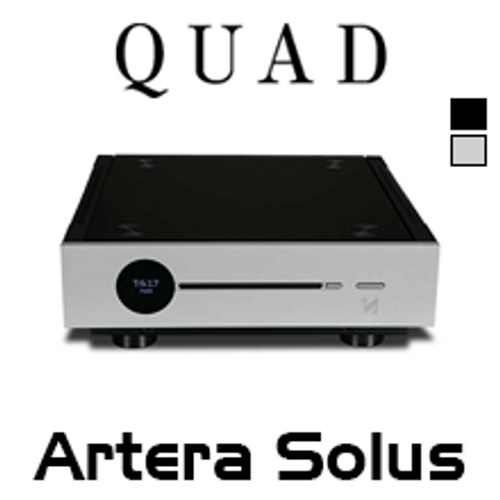 Quad Artera Solus Integrated Amplifier With CD Player & DAC