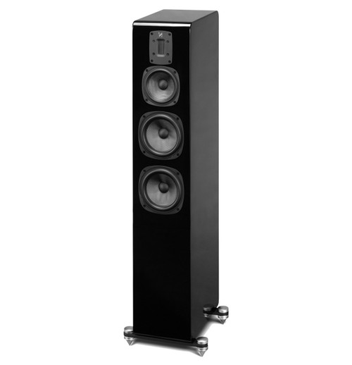 "Quad S-5 Dual 6.5"" 3-Way Floorstanding Speakers (Pair)"