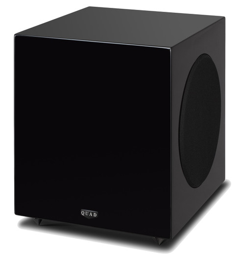 "Quad LF-102 10"" 500W Dual Side Firing Sealed Active Subwoofer"