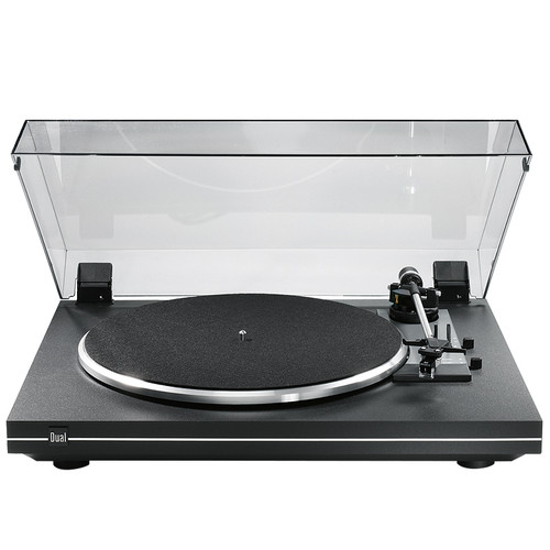 Dual CS435-1 Fully Automatic Analog Turntable (w/ Phono Preamplifier)