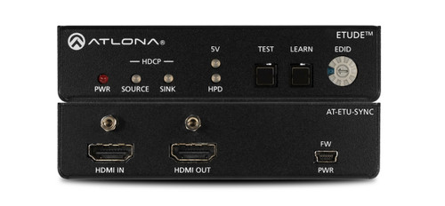 Atlona EDID Emulator for 4K HDR HDMI Signals