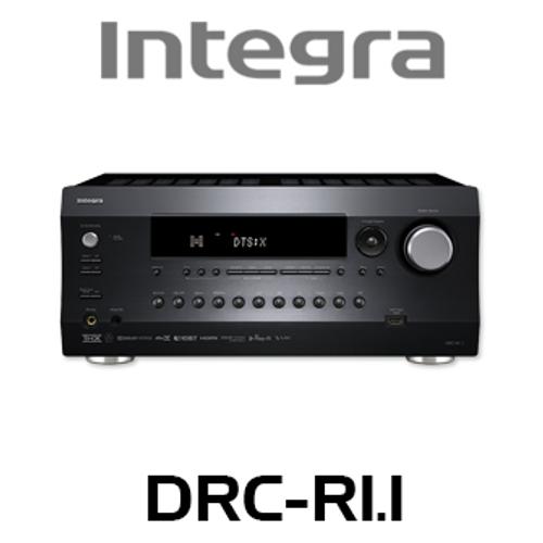 Integra DRC-R1.1 11.2-Ch THX, Dolby Atmos & DTS-X Network A/V Preamp