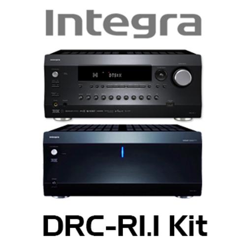 Integra DRC-R1.1 11.2-CH A/V Preamp + DTA-70.1 Amplifier Kit