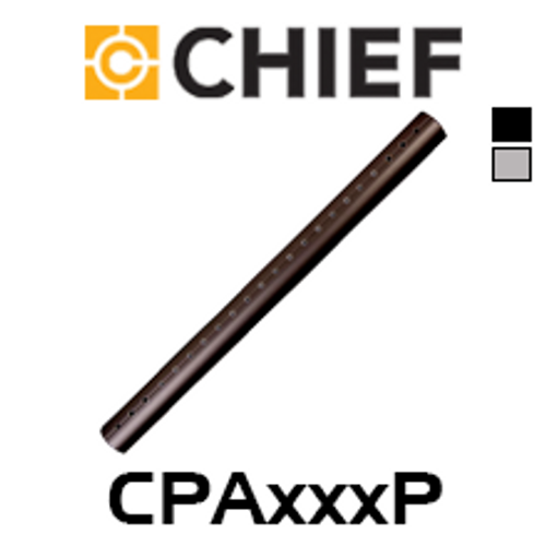"Chief CPA Pre-Drilled Pin Connection Column System (48"" & 72"")"