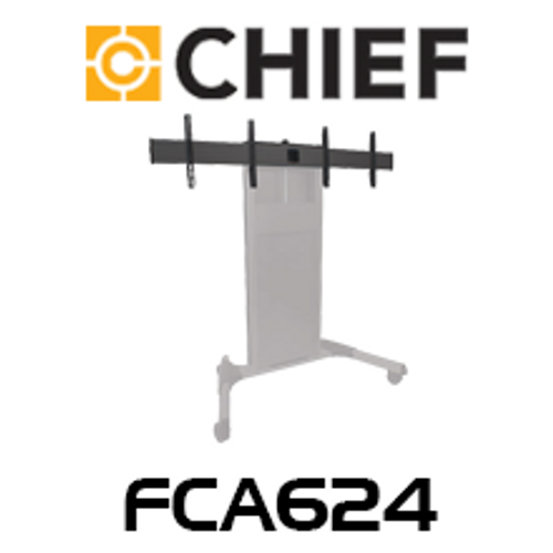 "Chief FCA624 Fusion Dual Monitor Accessory (37-60"")"