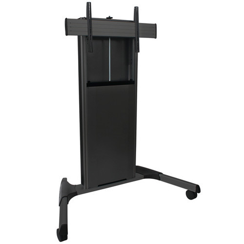 "Chief XPA1U X-Large Fusion 55-100"" Flat Display Height Adjustable Mobile Trolley"