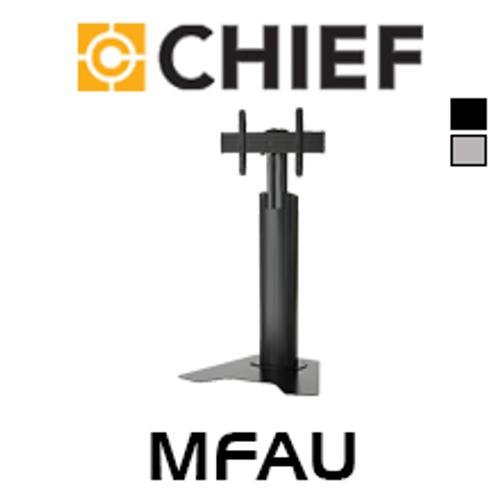 """Chief MFAU Medium 30-55"""" Flat Display Height Adjustable Floor Stand"""