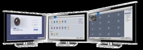 VIP Vision General Surveillance Management Centre (2000 Channel)