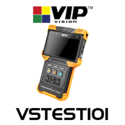 VIP Vision Surveillance Camera & Cable Tester
