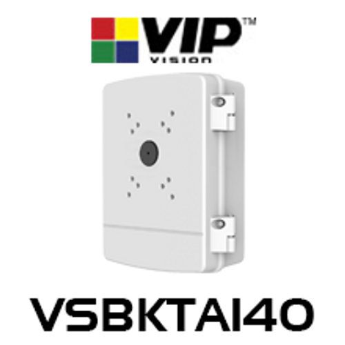 VIP Vision VSBKTA140 Adapter / Junction Box For PTZ Dome Cameras