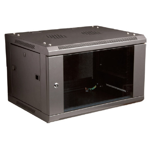 "SecurView 19"" 450mm Deep Wall Mount Cabinet (6, 12, 15, 18RU)"